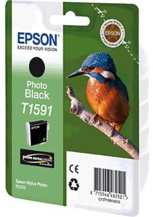EPSON Tinte photo schwarz 17.0ml T159140