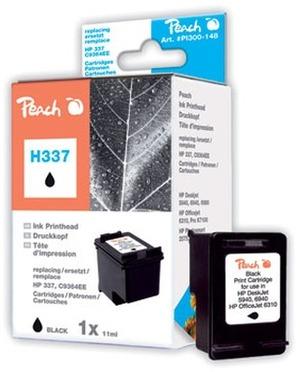 PEACH Tinte HP C9364E Nr. 337 black PI300-148