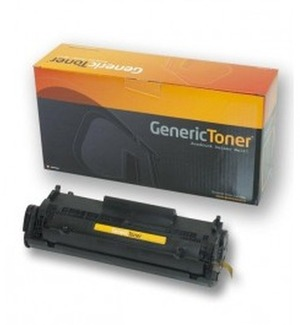 GenericToner Toner zu HP CE320A schwarz GT30-CE320A