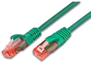 Wirewin Patchkabel: UTP 25m grün PKW-UTP-KAT6250GN