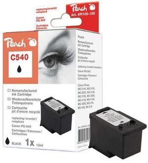 PEACH Druckkopf Canon PG-540 black 316475