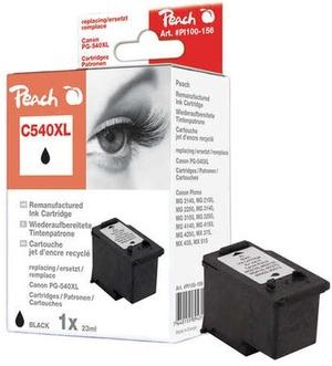 PEACH Druckkopf Canon PG-540XL black 316476