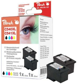 PEACH Combi Pack BK/color PI100-161