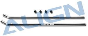 ALIGN 700 Skid Pipe silver HN7049QF