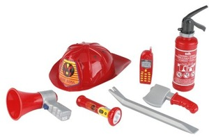 klein Klein-Toys Feuerwehrset 8967