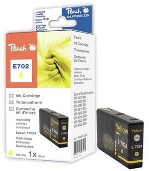 PEACH Tinte Epson T7024 yellow, 25ml 316378