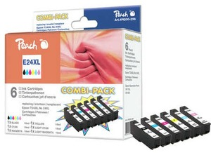 PEACH Tinte Epson T243 Nr.24XL Combi Pack 316594