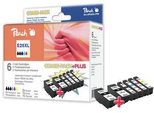 PEACH Tinte Epson T2636 Nr.26XL Combi Pack+ 316579