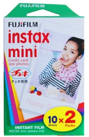 Canon Instax Mini 10 Blatt 2-P 51162477 51162478A1