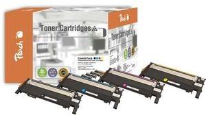 PEACH Toner CLT-406S Combi Pack bk, c, m, y 111010