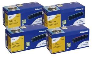 Pelikan Toner-Set bestehend aus je 1x CE320A, CE321A, CE322A, CE323A PelikanCE320Aset