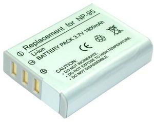 Dörr Energy Akku für FUJI NP-95/Ricoh DB-90 980024