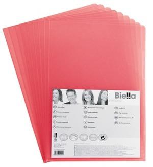 Biella Sichthüllen Everyday A4, rot 18341145