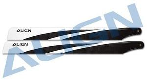 ALIGN 360mm 3G Carbon Hauptrotorblätter HD360A