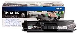 Brother Toner TN-321BK für HL-L8250CDN/L8350CDW/DCP-L8400 CDN/L8450CDW/MFC-L8650CDW/ L-8850CDW black TN321BK