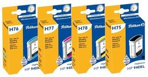 Pelikan Tinte HP Combi Pack Nr. 940XL 4950130