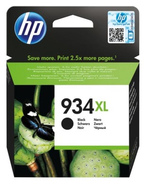 HP Tintenpatrone 934XL schwarz C2P23AE
