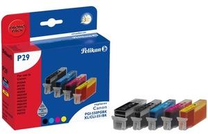 Pelikan Tinte4 Farben (Canon CLI-550XL 4110053