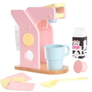 KidKraft Kaffeeset in Pastellfarben 63380