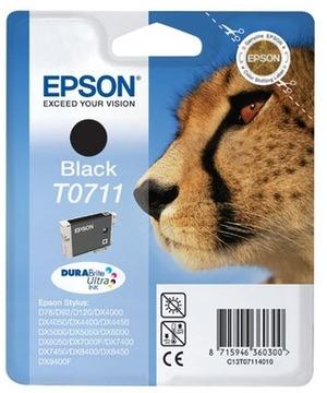 EPSON Epson Ink DuraBrite, black T071140