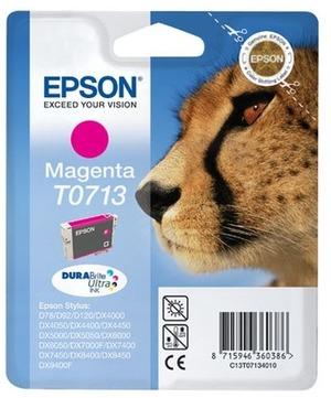 EPSON Ink DuraBrite, magenta T071340