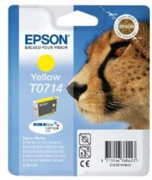 EPSON Epson Ink DuraBrite, yellow T071440