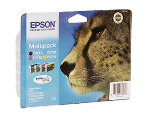 EPSON Epson Ink DuraBrite Multipack T071540