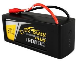 Tattu Plus LiPo-Akku 22.2V 22000mAh 25C TA-PLUS-25C-22000-6S1P