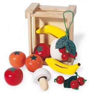Pinolino Kiste mit Obst 221403
