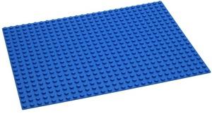 Hubelino Kugelbahn Grundplatte blau 560 609216