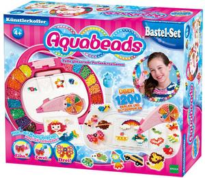 Aquabeads Künstlerkoffer 1.200 Perlen 63441457