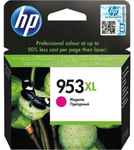 HP 953 XL Tintenpatrone Magenta 1.600 Seiten F6U17AE