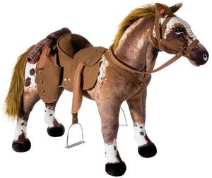 Heunec Plüschtier COWBOY PFERD stehend 723573