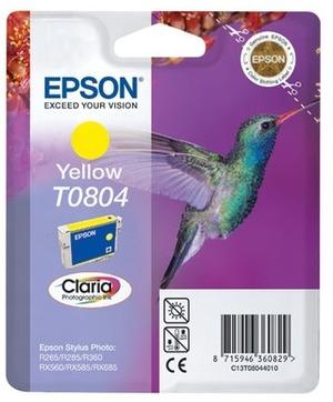 EPSON Ink Cartridge, yellow T080440