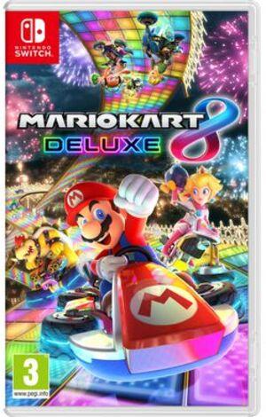 Nintendo Mario Kart 8 Deluxe, Switch 2520354