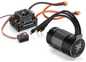 Hobbywing Ezrun Combo MAX8 150A TStecker Motor SL42 HW38010400