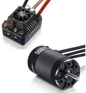Hobbywing Ezrun Combo MAX10 SCT3660SL-4000KV SCT HW38010201