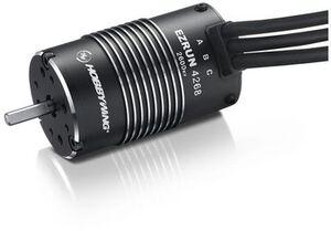 Hobbywing Ezrun BL Motor SL4268-2600KV HW30402750