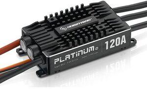 Hobbywing Platinum Pro 120A V4 3-6s BEC 10A HW30203401