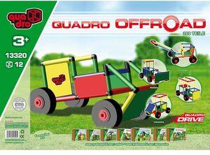 Quadro giant Construction Kit 13320