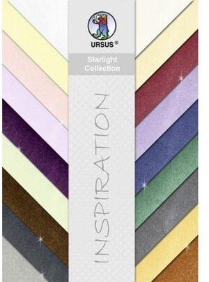 URSUS Glitzerpapier 200 g/m2 62000099