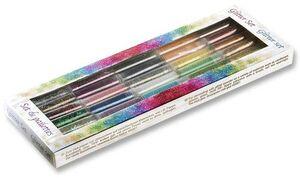 folia Glitterset 30-teilig 578A1