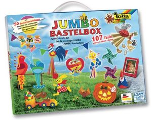 folia Bastelkoffer Jumbo 509151