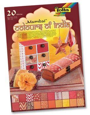 folia Motivblock India Mumbai 550402