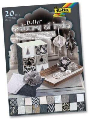 folia Motivblock India Delhi 550405