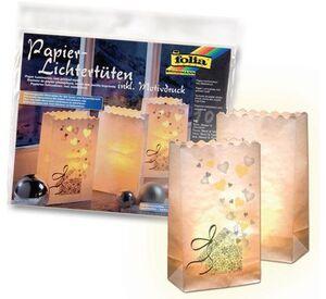 folia Lichtertüten Geschenk 11920