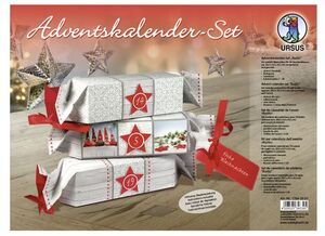 URSUS Adventskalender-Set Rustic 17840001