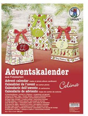 URSUS Adventskalender-Set Celina 17810004