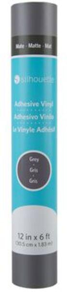 Silhouette Mattes Vinyl grau V12MRGRYC