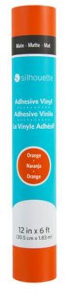 Silhouette Mattes Vinyl orange V12MRORGC